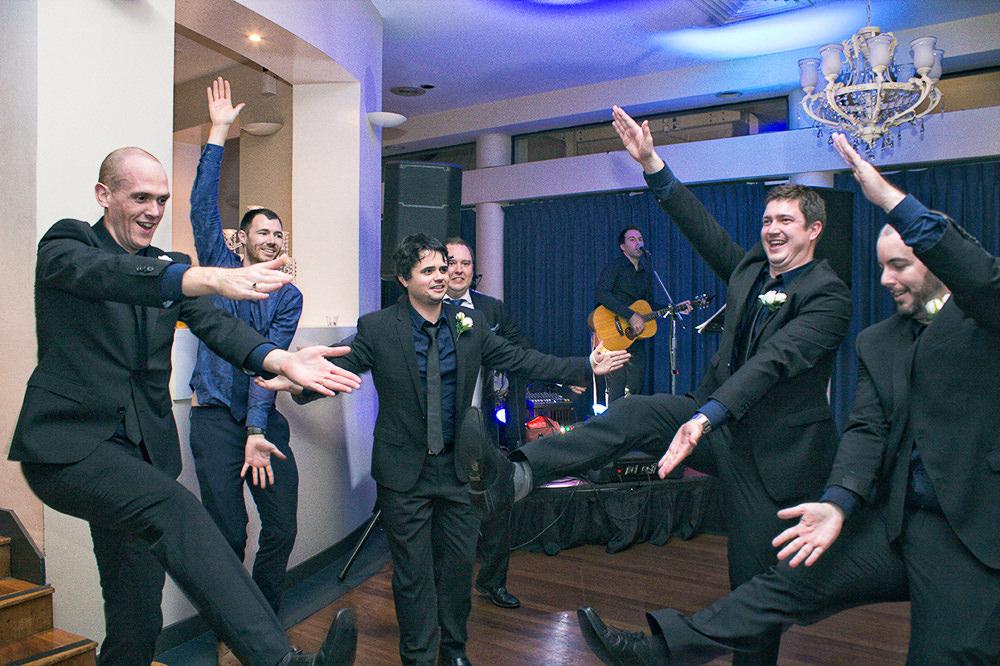 Brisbane City Wedding