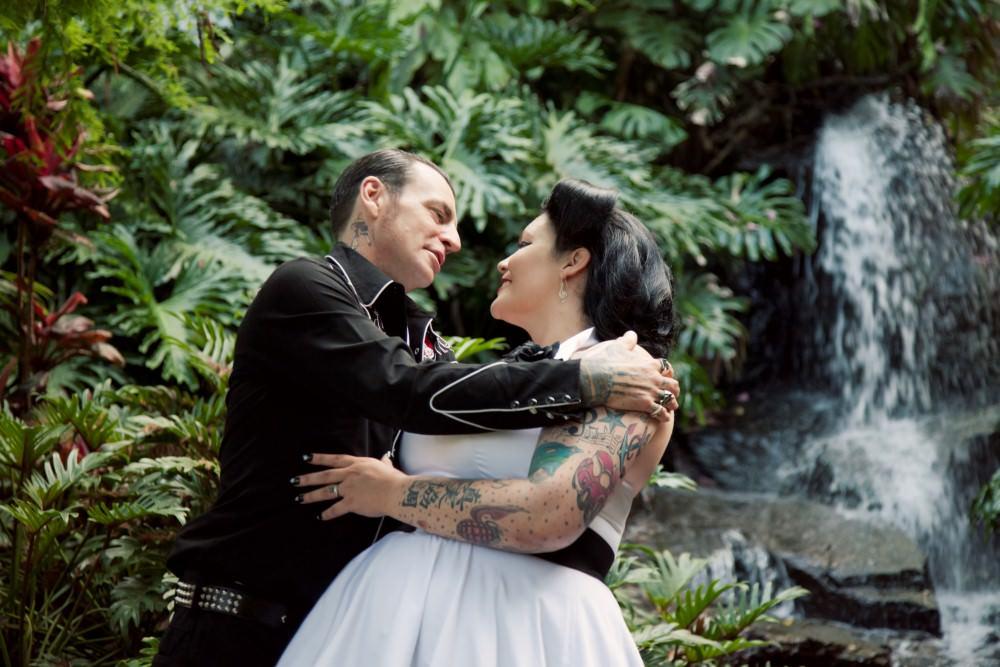 Rockabilly Wedding