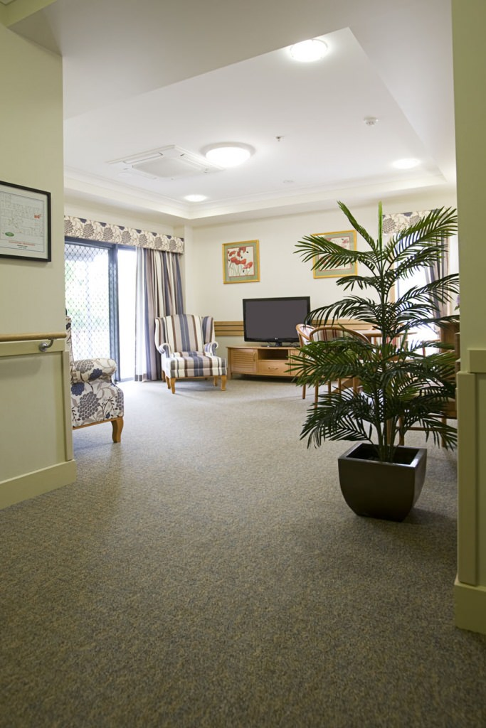 aged care facility real estate photography