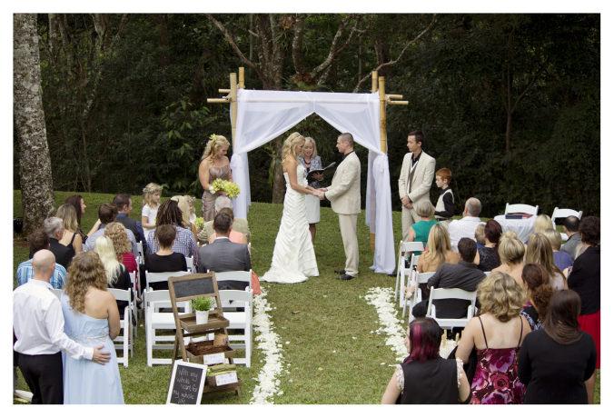 ariel ceremony