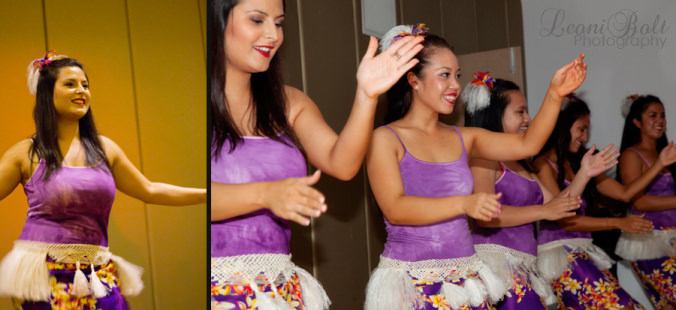 Nauru girls do wedding entertainment