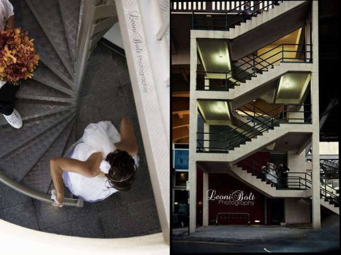bridal stairs