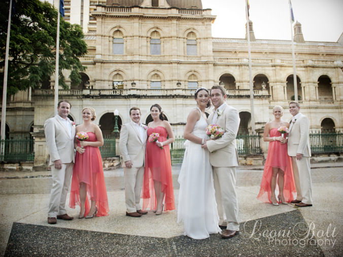 wedding at government house