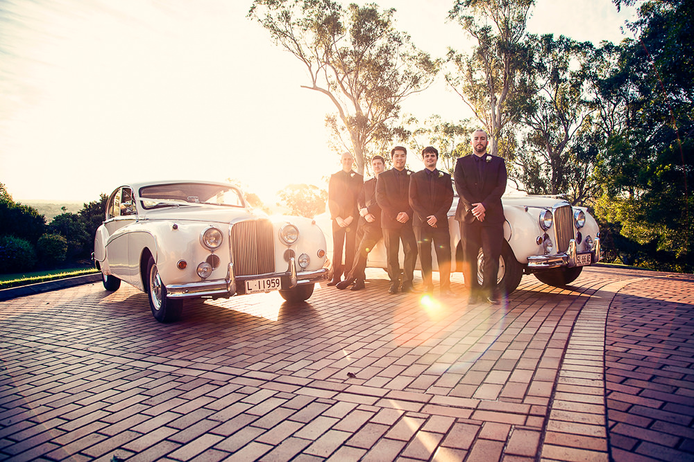 Brisbane City Wedding