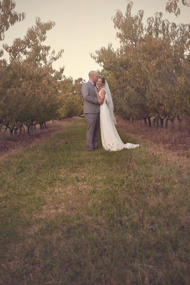 Destination wedding in Stanthorpe